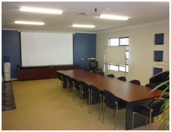 Tenants have access to Boardroom