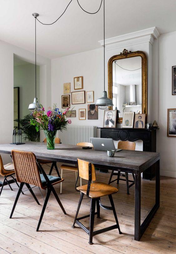 Eetkamerstoelen  welke stijl stoelen past er in jouw