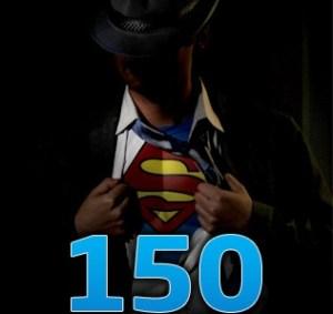 150 Career Victory Milestone Club