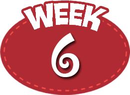 Afbeeldingsresultaat voor week 6