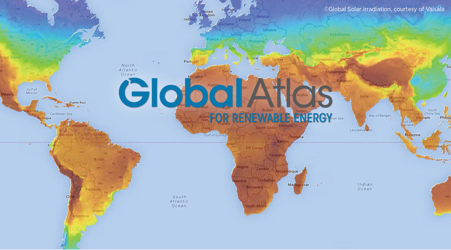 Renewable Resource Data Now Available for Free Download