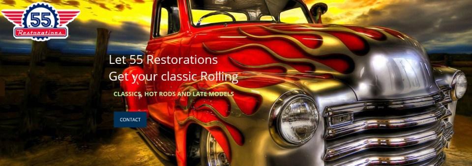 55 restorations