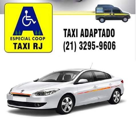 Táxis Especiais – Special Taxis
