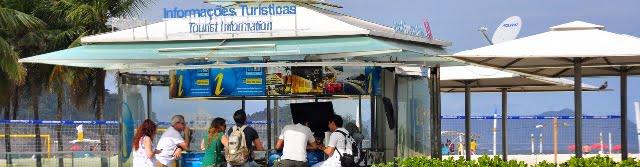 Posto de informações turísticas