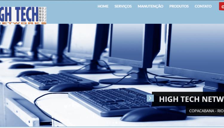 STAND 11 HIGH TECH NETWORKS na informatica santa clara 99 Copacabana