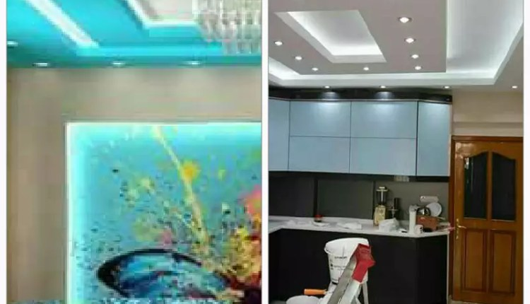 Envidraçamento de sacada, box e janelas de blindex, Forro Drywall e PVC