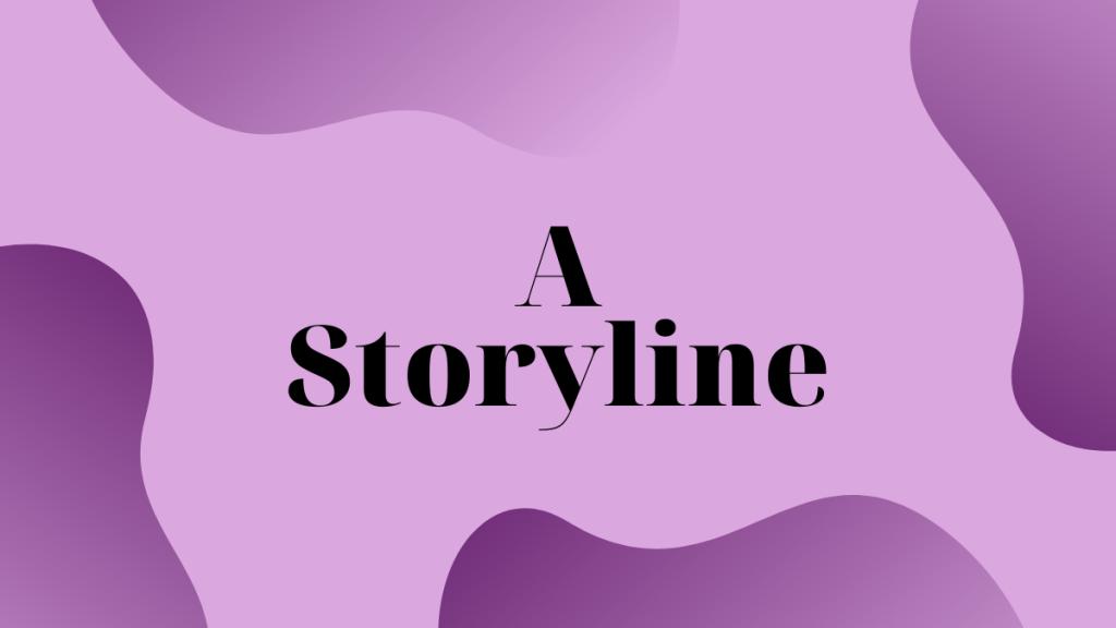 A Storyline Copacetic Aesthetix blog