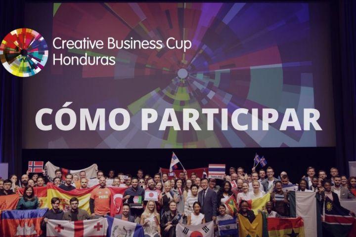 Participar Creative Business Cup Honduras 2020