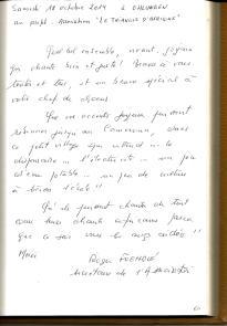Livre d'Or - Page 60