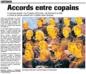 L'Alsace du 2 juin 2004