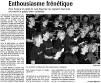L'Alsace du 16 juin 2004