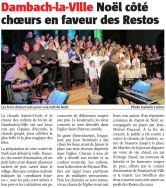 L'Alsace du 24 décembre 2013
