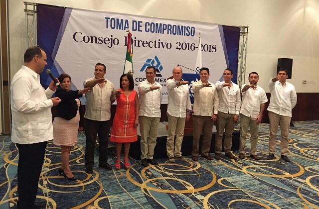 COPARMEX: Estamos frente a un cambio de época que implica mayor compromiso y responsabilidad