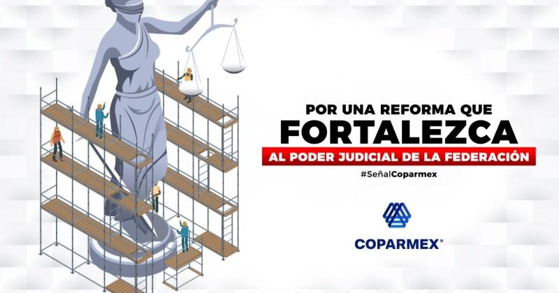 POR UNA REFORMA QUE FORTALEZCA AL PODER JUDICIAL DE LA FEDERACIÓN