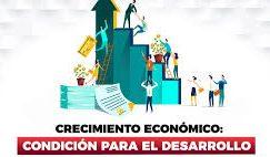 EL NULO CRECIMIENTO DE LA ECONOMÍA MEXICANA LIMITA NUESTRO DESARROLLO
