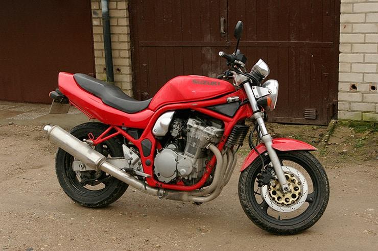 1996_Suzuki_GSF600_Bandit