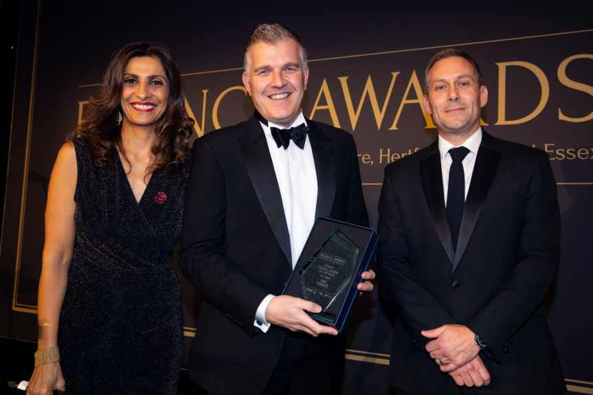 Copart wins Senior Finance Leader of the Year Award