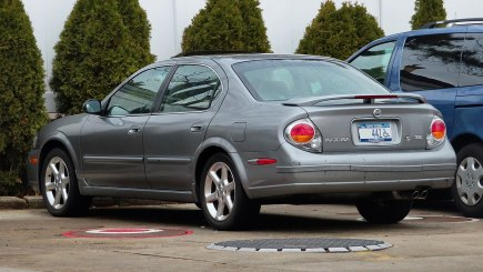 Nissan Maxima for sale on Copart.com