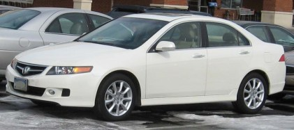 Acura TSX for sale on Copart.com