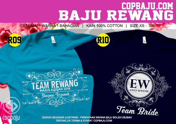 Copbaju#Print-Tshirt-Team-Rewang-09-10-Team-Bride