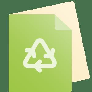 Randevu Al 34 paper recycle 1