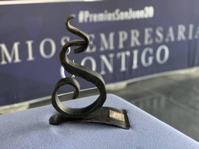 Galardón de los Premios San Juan de FEDA