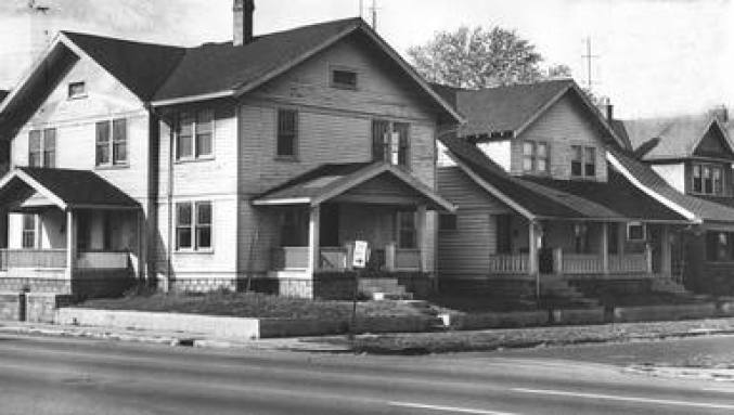 Residencia de los Baniszewski, en Indianapolis