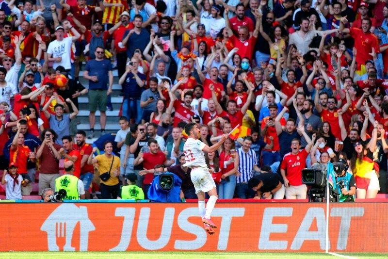 España se enfrentará a Suiza en cuartos tras superar a Croacia en una  prórroga inolvidable - Eurocopa 2020 - COPE