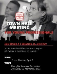 YP Town Hall