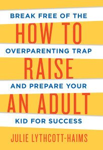 how to raise an adult lbook