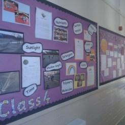Inside our school