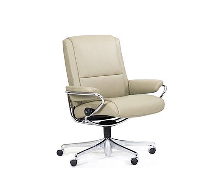 ekornes office chair dxracer gaming chairs uk stressless paris sarasota modern contemporary furniture lowback