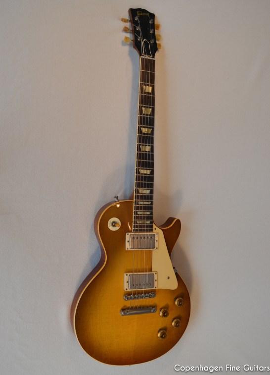 1959 Gibson Les Paul Standard Sunburst guitar for sale-2