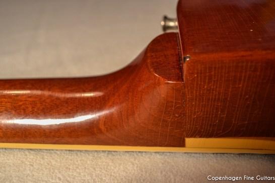 1959 Gibson Les Paul Standard Sunburst guitar for sale-7