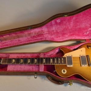 1959 Gibson Les Paul Standard Sunburst guitar for sale