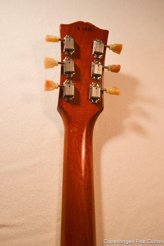 1959 Gibson Les Paul Standard Sunburst vintage guitar for sale