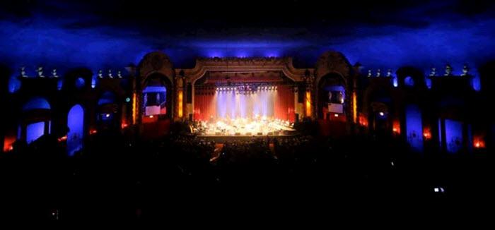 Theater History Mitchell P Kobelinski Theater Copernicus Center