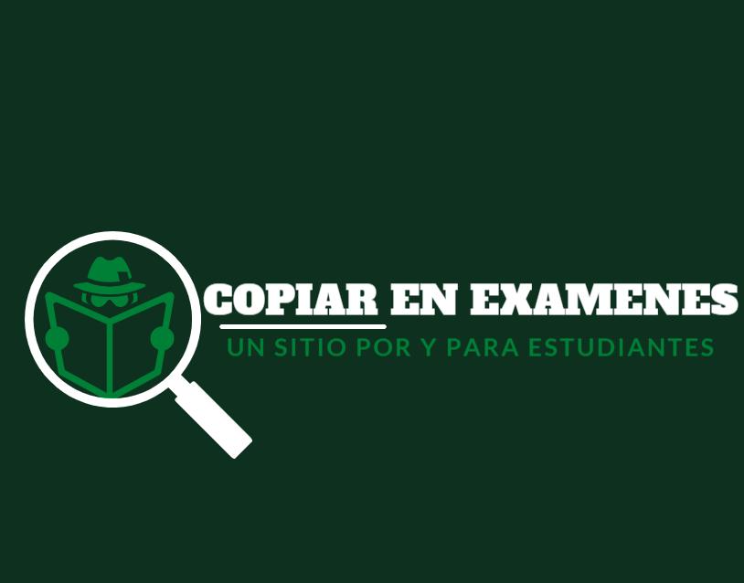 Copiar En Examenes Logo