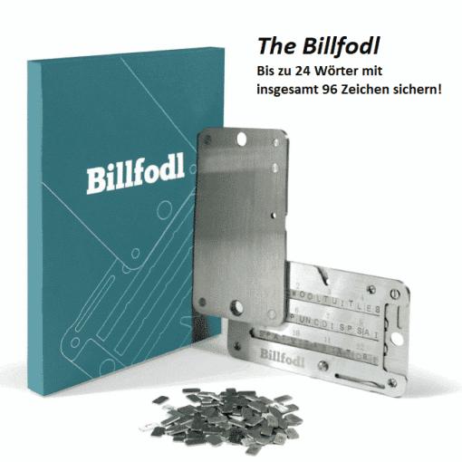 Billfodl