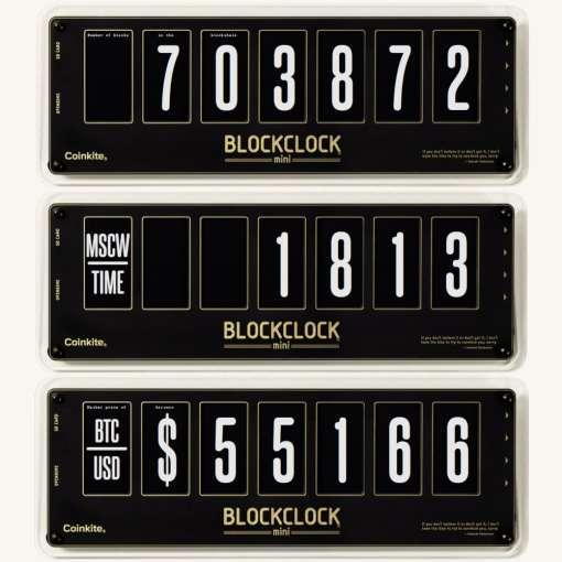 Blockclock Mini