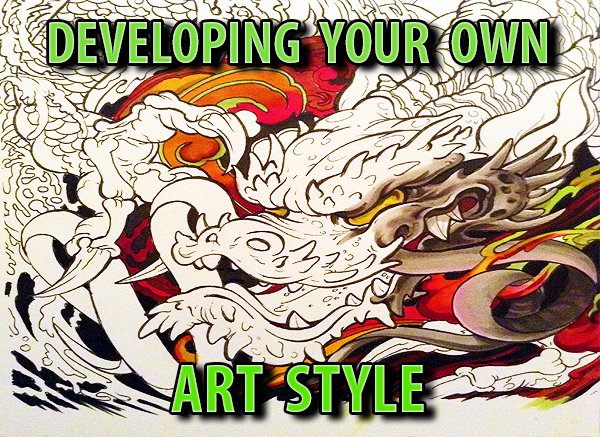 find your own artistic