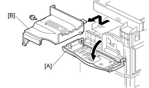 Savin 917 PMB12990K Replacement Instructions Fuser PM Kit