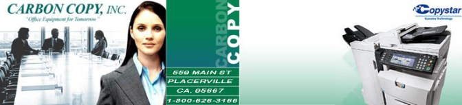 copier printer repair el dorado, amador, placer, sutter,