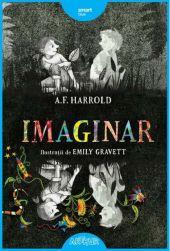 """""""Imaginar"""", de A. F. Harrold"""