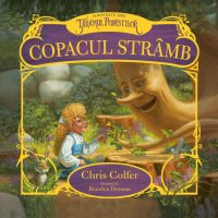 """Copacul strâmb"", de Chris Colfer"
