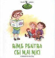 """""""Rime pentru cei mai mici"""", de Lucia Muntean"""