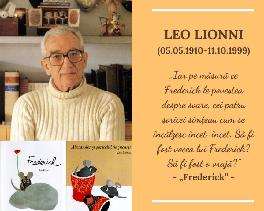 Leo Lionni (05.05.1910-11.10.1999)