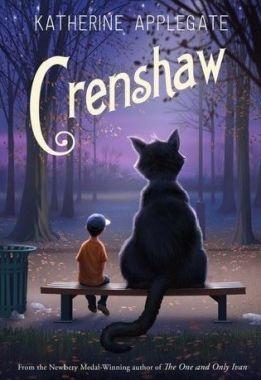 """Crenshaw"", by Katherine Applegate"