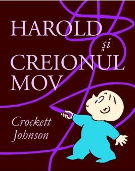"""Harold și creionul mov"", de Crockett Johnson"