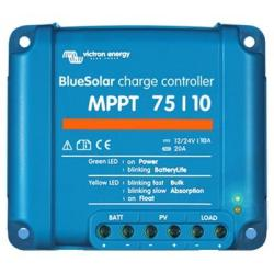 Solarladeregler blue solar MPPT 75/10 von victron energy